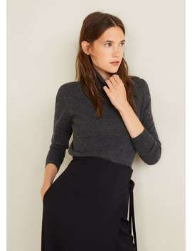 Jersey 100 Percents Cashmere by Mango