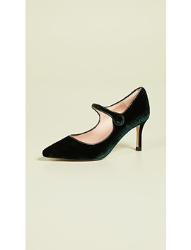 Monica Mary Jane Pumps by L.K. Bennett