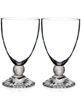 Town & Country Collection Riverside Drive Wine Glasses, Set Of 2 by Waterford