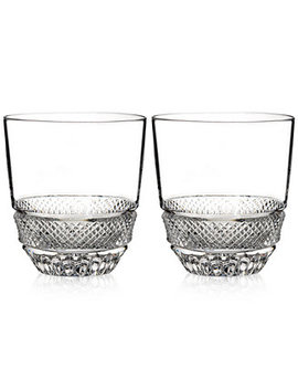 Town & Country Collection Riverside Drive Tumbler Glasses, Set Of 2 by Waterford