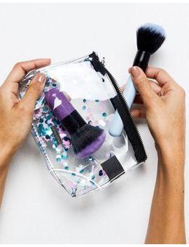 Skinnydip – Beutel Mit Flüssigem Paillette Design by Skinnydip