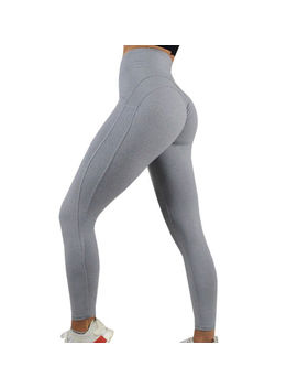 Women Push Up Yoga Leggings Workout High Waist Gym Sports Pants Running Trousers by Fancyqube