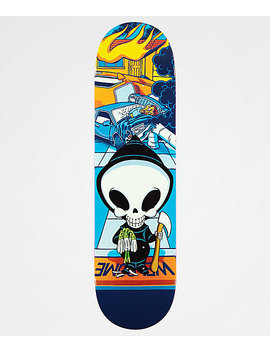 "Blind Car Crash 8.25"" Skateboard Deck by Blind"