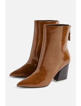 Miracle Ankle Boots by Topshop