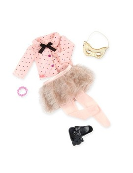 Our Generation® Deluxe Outfit   Faux Fur Sure™ by Our Generation