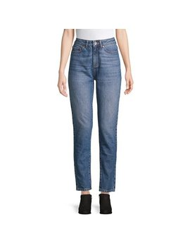 High Rise Denim Jeans by Vero Moda