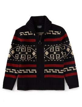 The Original Westerley Full Zip Sweater by Pendleton