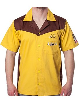 Authentic Replica Big Lebowski Bowling Shirt by Ripple Junction