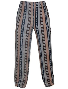 The Big Lebowski Dude Adult Pajama Pants by The Big Lebowski