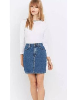 Urban Outfitters Bdg Denim Skirt Size Medium by Ebay Seller