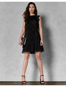 Feather Tunic Dress by Ted Baker