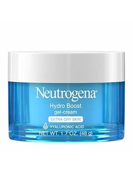 Neutrogena Hydro Boost Hyaluronic Acid Hydrating Face Moisturizer Gel Cream To Hydrate And Smooth Extra Dry Skin, 1.7 Oz by Neutrogena
