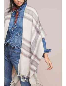 Tucson Plaid Kimono by Anthropologie