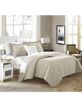 3 Piece Argeles Quilt Collection by Chic Home