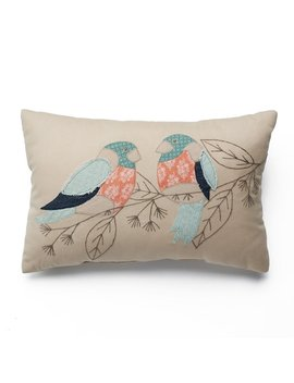 Sonoma Goods For Life™ Patchwork Bird Throw Pillow by Kohl's