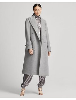 Polo Wool Coat by Ralph Lauren