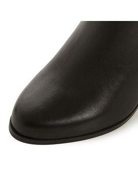 Samuella Round Toe High Leg Boots by Dune