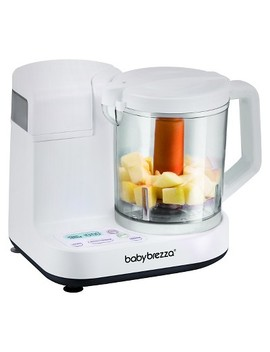 Baby Brezza Food Blender And Processor White by Baby Brezza