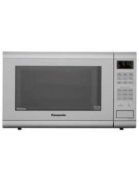 Panasonic Nn St462 Mbpq Microwave, Silver by Panasonic
