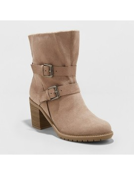 Women's Blinda Heeled Fashion Boots   A New Day™ by A New Day™