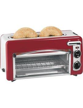 Hamilton Beach 22703 Ensemble Toastation Toaster Oven by Hamilton Beach Kitchen