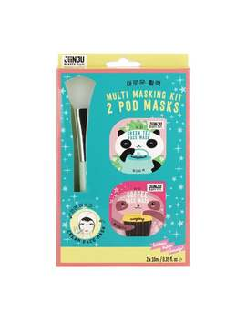Jiinju Pod And Mask Brush Gift Set by Jinju