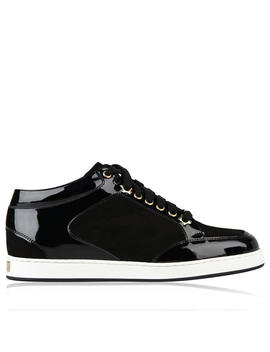 Miami Low Top Trainers by Jimmy Choo