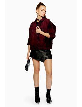 Oversized Shacket by Topshop