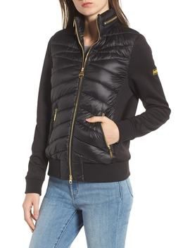 International Grandstand Hybrid Quilted Jacket by Barbour