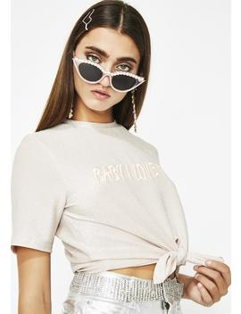 Baby Ily Graphic Tee by Clara Story