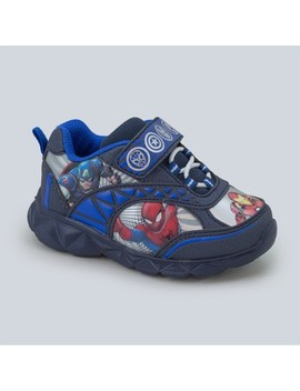 Toddler Boys' Avengers Sneakers   Marvel Blue by Avengers
