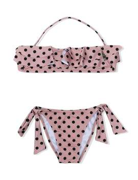 Polka Dot Bikini by Elisabetta Franchi La Mia Bambina