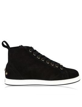 Colt High Top Trainers by Jimmy Choo