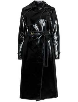 Pvc Trench Coat by Ellery