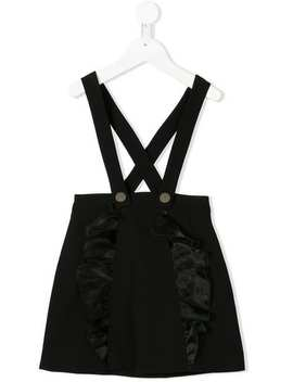 Ruffle Dress by Elisabetta Franchi La Mia Bambina
