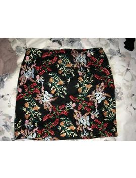 Urban Outfitters Floral Skirt Size M by Ebay Seller