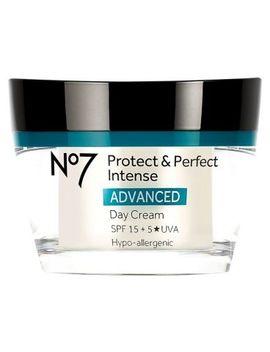 No7 Protect & Perfect Intense Advanced Day Cream 50ml by No7