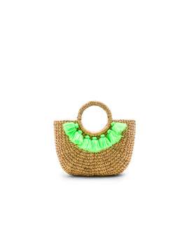 Basket Mini 7 Tassel by Jad Etribe