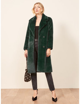 Hank Coat by Reformation