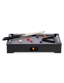 Mini Pool Table by Z Gallerie
