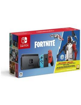 Nintendo Switch Console & Fortnite Bundle by Argos