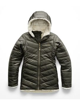 Girls' Mossbud Swirl Parka by The North Face