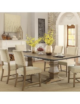 Gracie Oaks Cantin Dining Table by Gracie Oaks