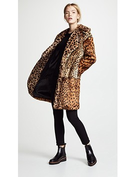 Party Animal Coat by Blank Denim
