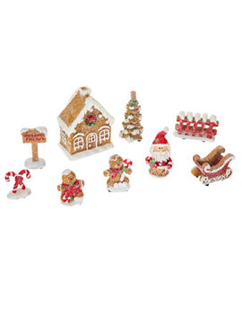 Gingerbread Village by Hobby Lobby
