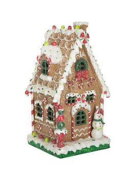 Gingerbread House Decor by Hobby Lobby