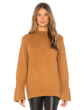 Mock Neck Sweater by J.O.A.