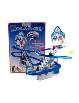 Playful Penguin Race Ii Pp17 by Atoz
