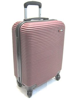 Ryan Air Cabin Size Hard Shell 360 Spinner Trolley Case by Luggage Value