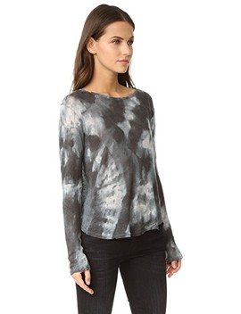 Frida Tie Dye Long Sleeve Tee by Generation Love